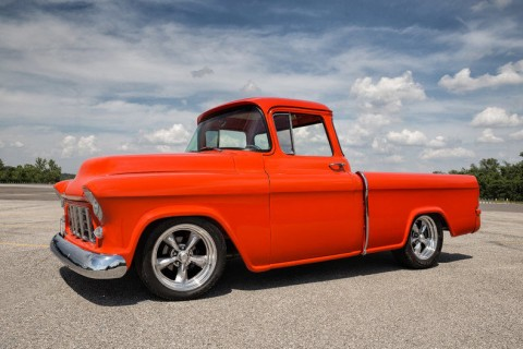 1955 Chevrolet Cameo Pickup Complete Custom for sale