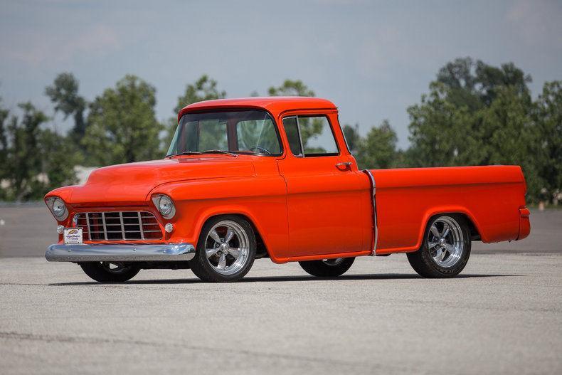 1955 Chevrolet Cameo Pickup Complete Custom