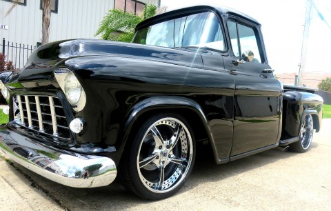 1955 Chevrolet Pickup 3100 Custom for sale