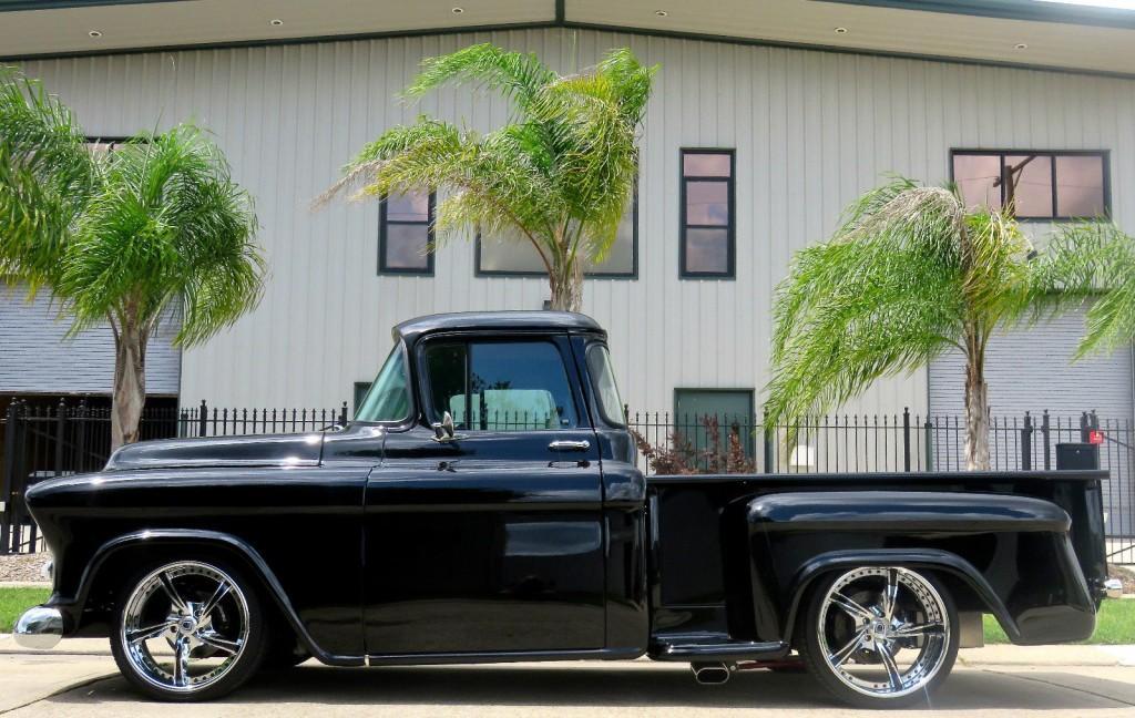1955 Chevrolet Pickup 3100 Custom