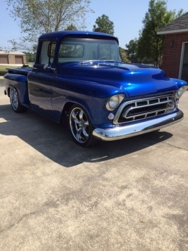 1957 Chevrolet 3100 Custom Pickup Show Truck for sale