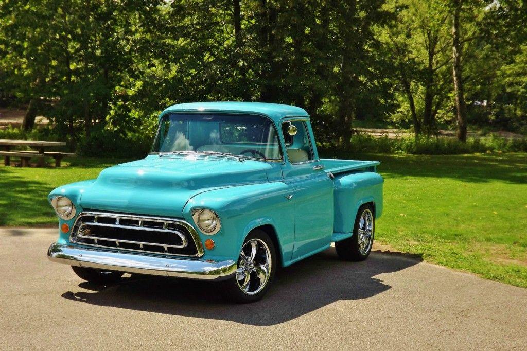 1957 Chevrolet Modernized Show Truck 3100