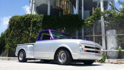 1967 Chevrolet C 10 Custom Hot Rod for sale