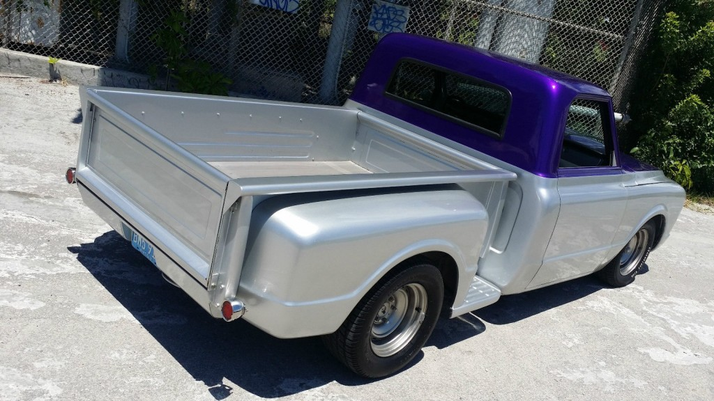 1967 Chevrolet C 10 Custom Hot Rod