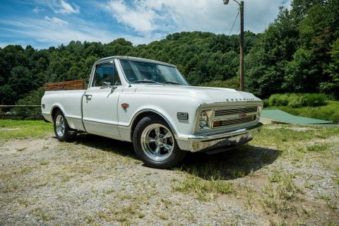 1968 Chevrolet C 10 Custom Cab for sale