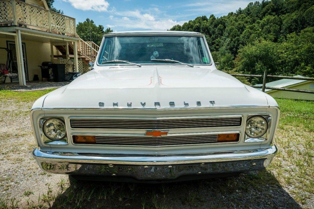 1968 Chevrolet C 10 Custom Cab