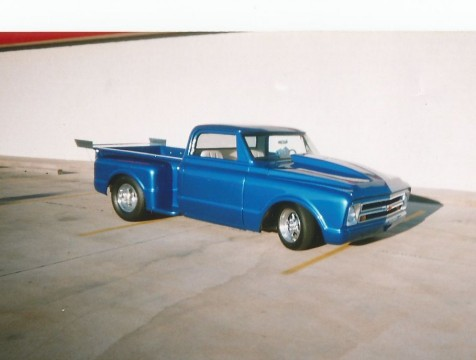1968 Chevrolet C 10 Stepside for sale