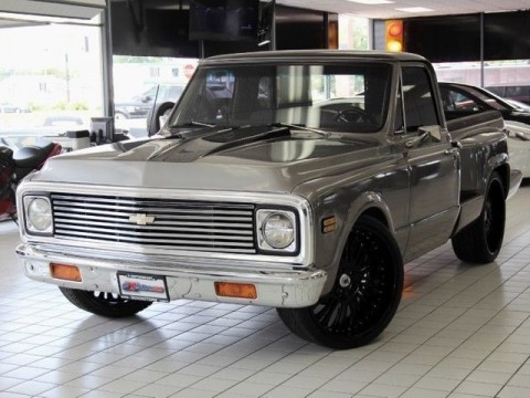 1972 Chevrolet C 10 383 Stroker 24 Inch Asanti's Custom Built Show Truck for sale