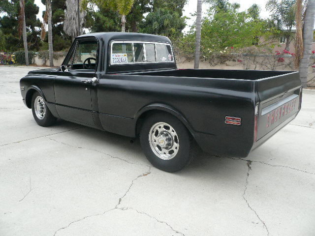 1972 Customized California 72 Chevy Shortbed Pickup