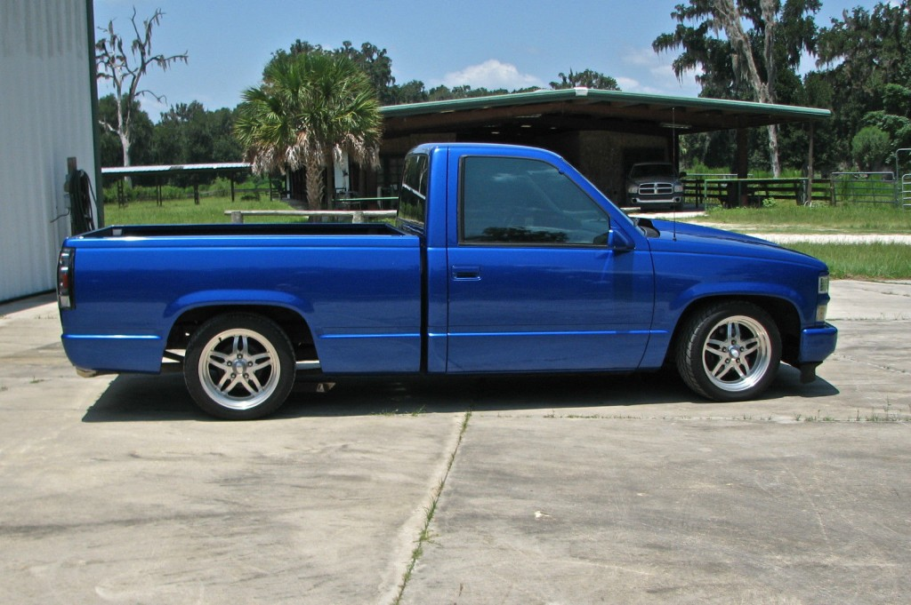 1989 Chevrolet Custom Pickup 1500