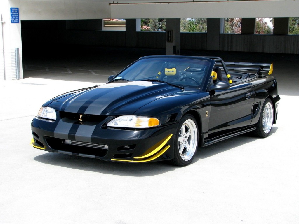 1997 Ford Mustang Granatelli Cobra SVT Wide Body Custom