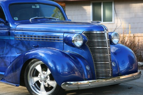 1938 Chevrolet Two Door Sedan Street Rod Custom for sale