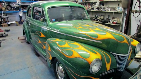1941 Ford Sedan Streetrod for sale