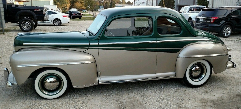 1947 Ford Coupe Custom