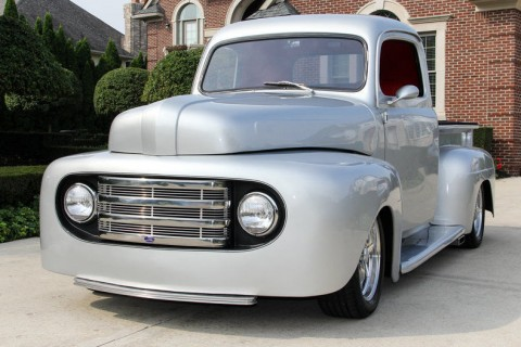 1948 Ford F1 Pickup Street Rod Show Truck for sale