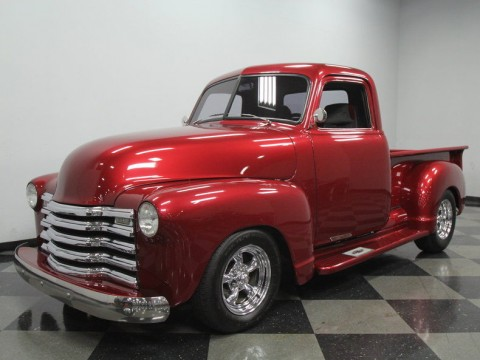 1952 Chevrolet 3100 Custom Pickup for sale