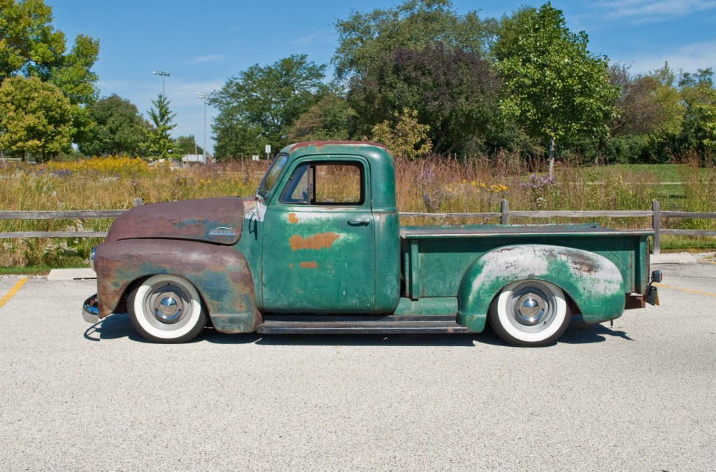 1953 Chevy Truck Rat Rod / Hot Rod