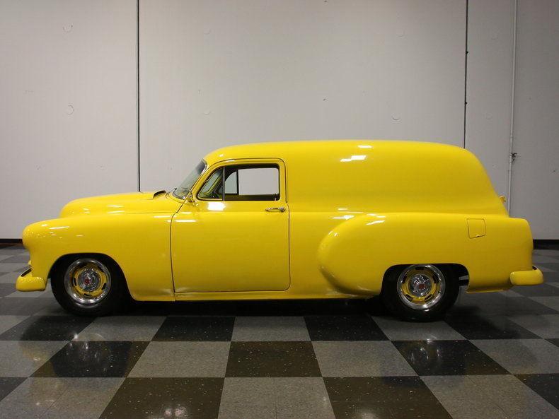 1953 Chevrolet Sedan Delivery Custom Built