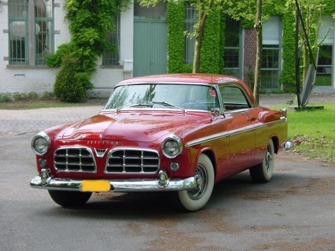 1955 Chrysler Windsor Customized for sale