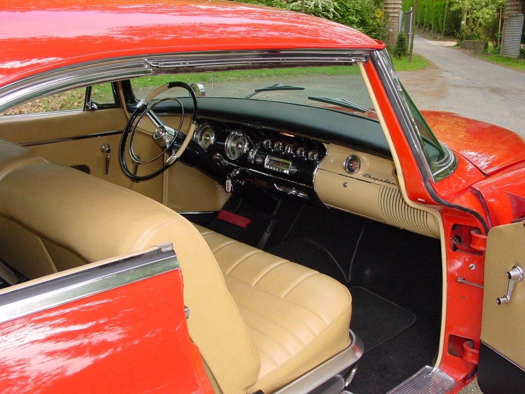 1955 Chrysler Windsor Customized