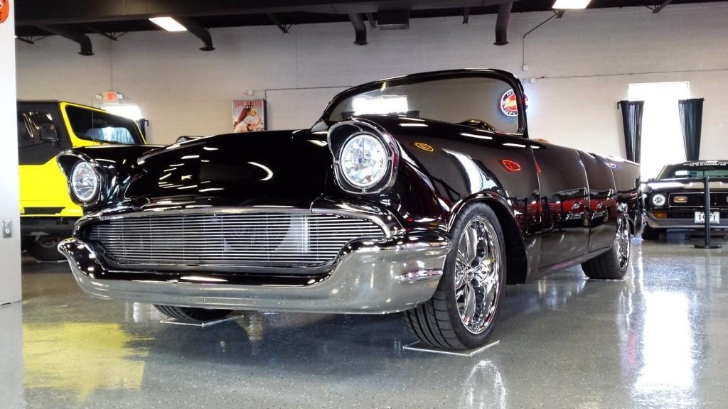 1957 Chevrolet Custom Convertible