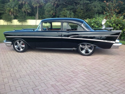 1957 Chevy Pro Touring, 496 Stroker for sale