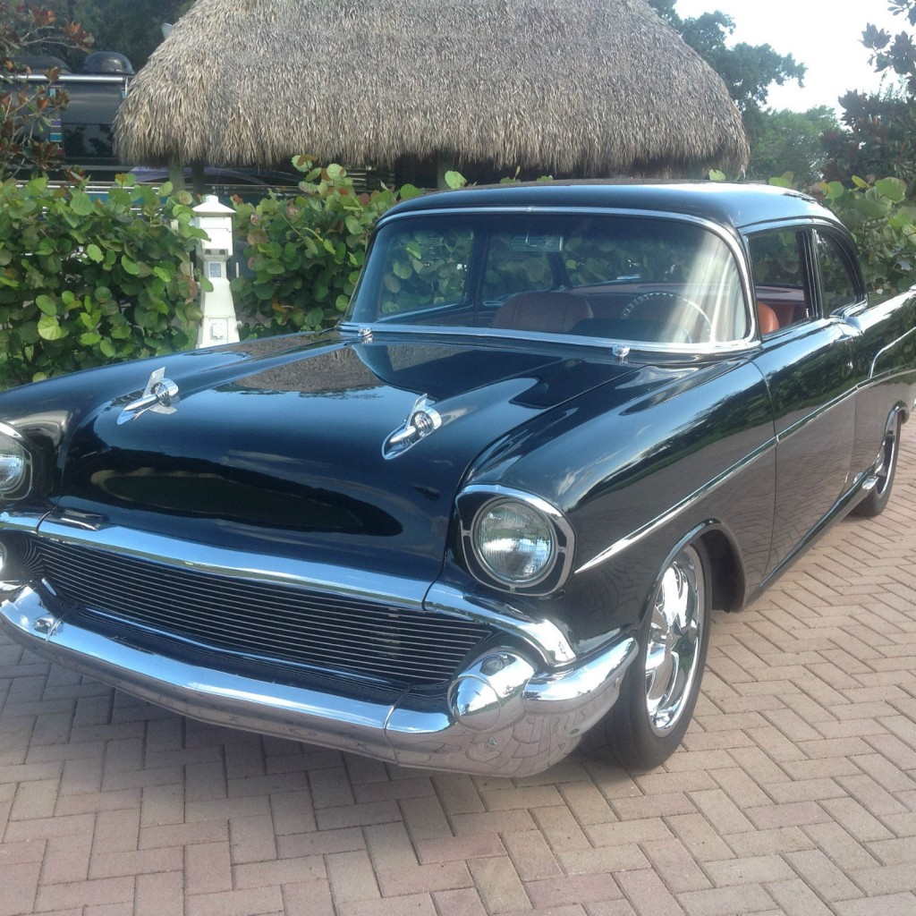 1957 Chevy Pro Touring, 496 Stroker