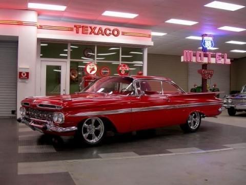 1959 Chevrolet Impala 2 Door Custom Street Rod for sale