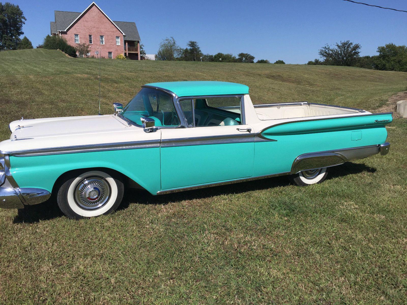 1959 ford ranchero custom for sale jackson missouri united states