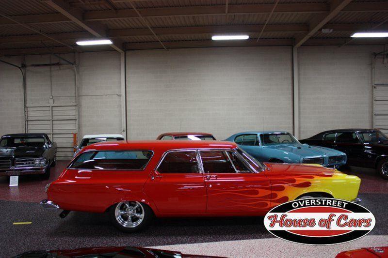 1965 Plymouth Plymouth Belvedere Wagon, Mopar, hot rod, custom