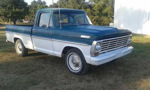 1967 Ford F100 Short Wheel Base pickup for sale