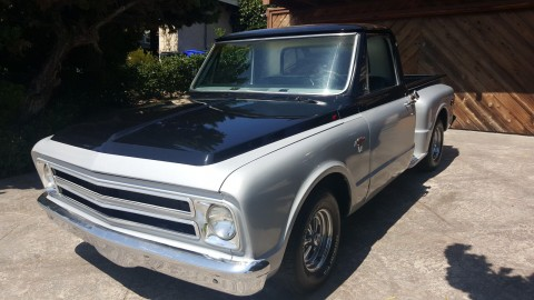 1968 Chevrolet C 10 SS 454 Short Bed Pickup for sale