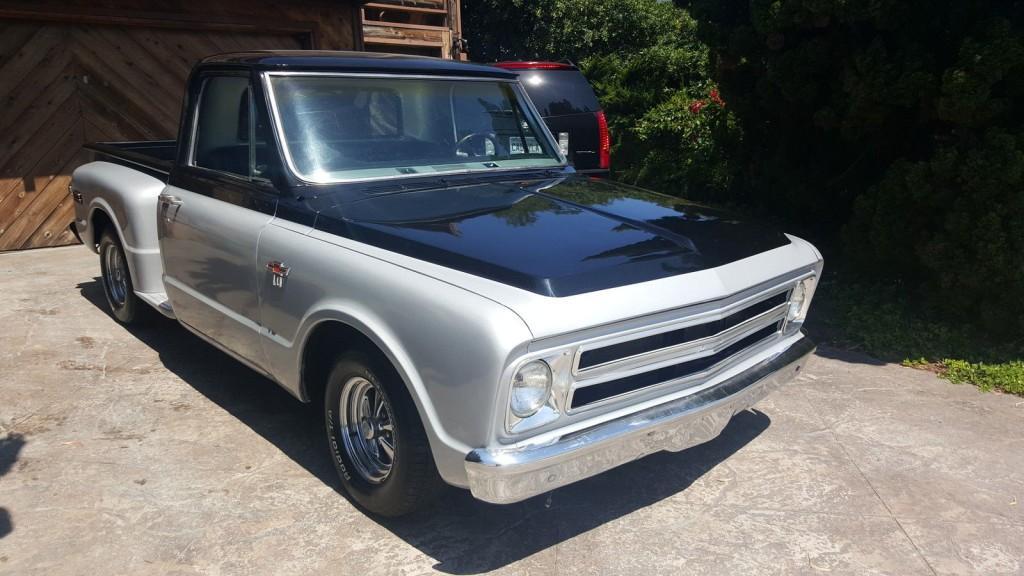 1968 Chevrolet C 10 SS 454 Short Bed Pickup