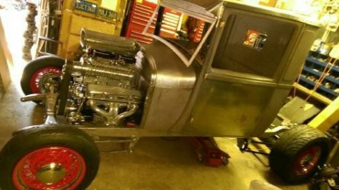 1929 Ford Model A Custom Street Rod V8 Rat Rod for sale