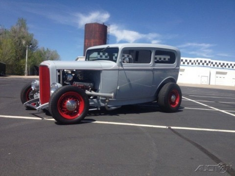 1932 Ford Custom Tudor Hot Rod Ford for sale