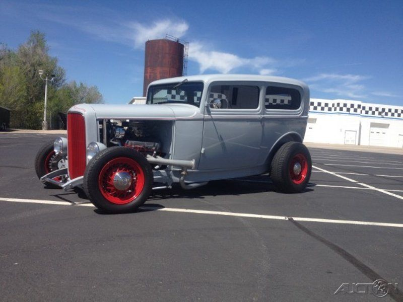 1932 Ford Custom Tudor Hot Rod Ford