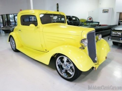 1935 Chevrolet 3 Window Custom Coupe for sale