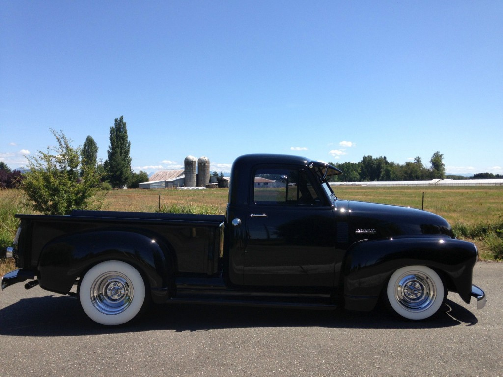 1951 Chevrolet pick up Truck 3100