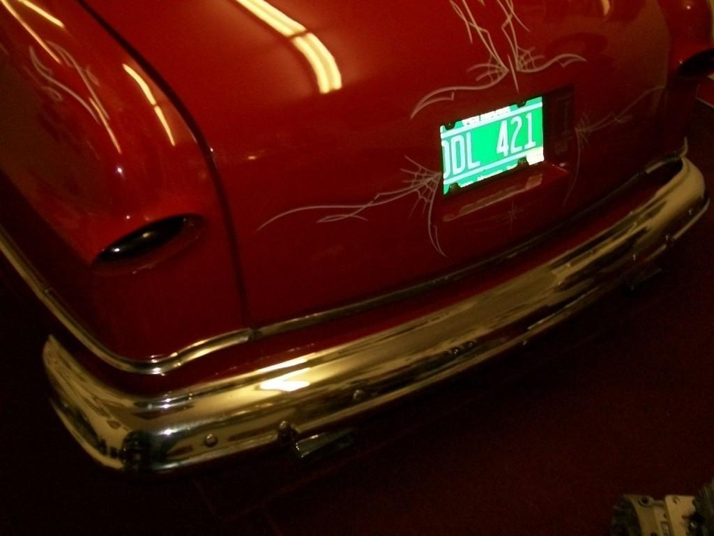 1951 Ford Custom 2 door
