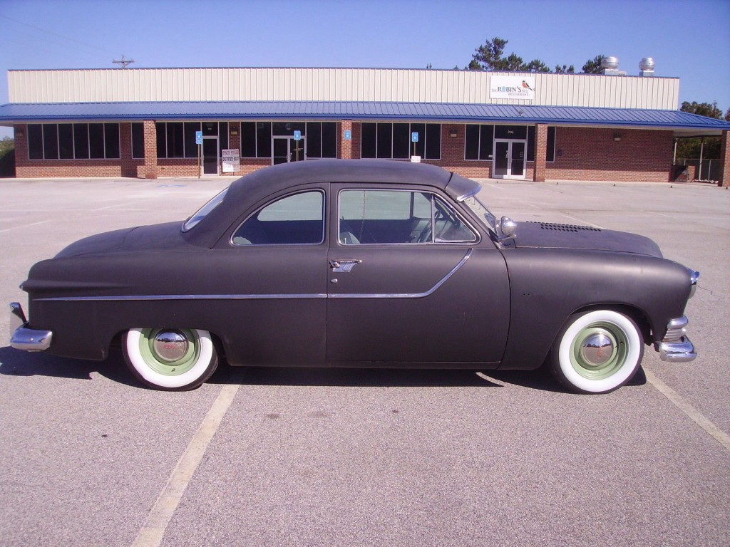 1951 Ford Custom Coupe 350 V8
