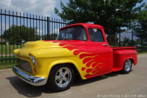 1957 Chevy Truck Custom Big Block Show Winner for sale