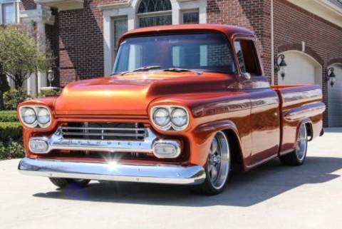 1959 Chevy Apache Custom for sale