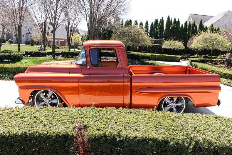 1959 Chevy Apache Custom