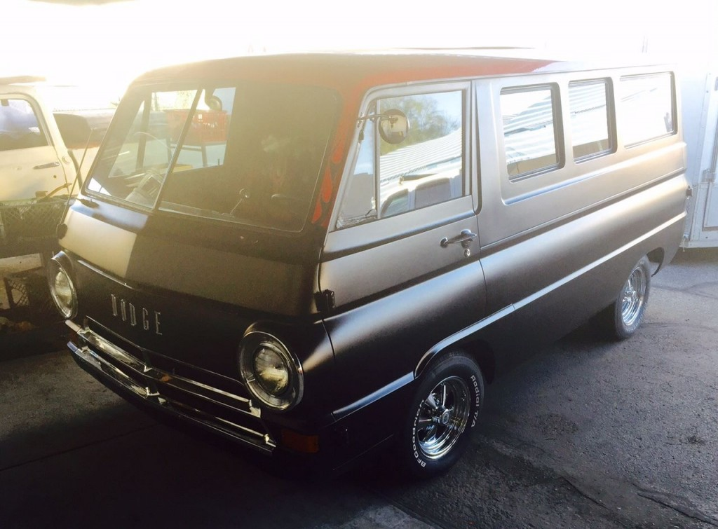 1965 Dodge Van A100 Custom Party Van/Limo