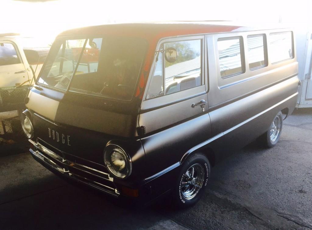 1965 Dodge Van A100 Custom Party Van/Limo