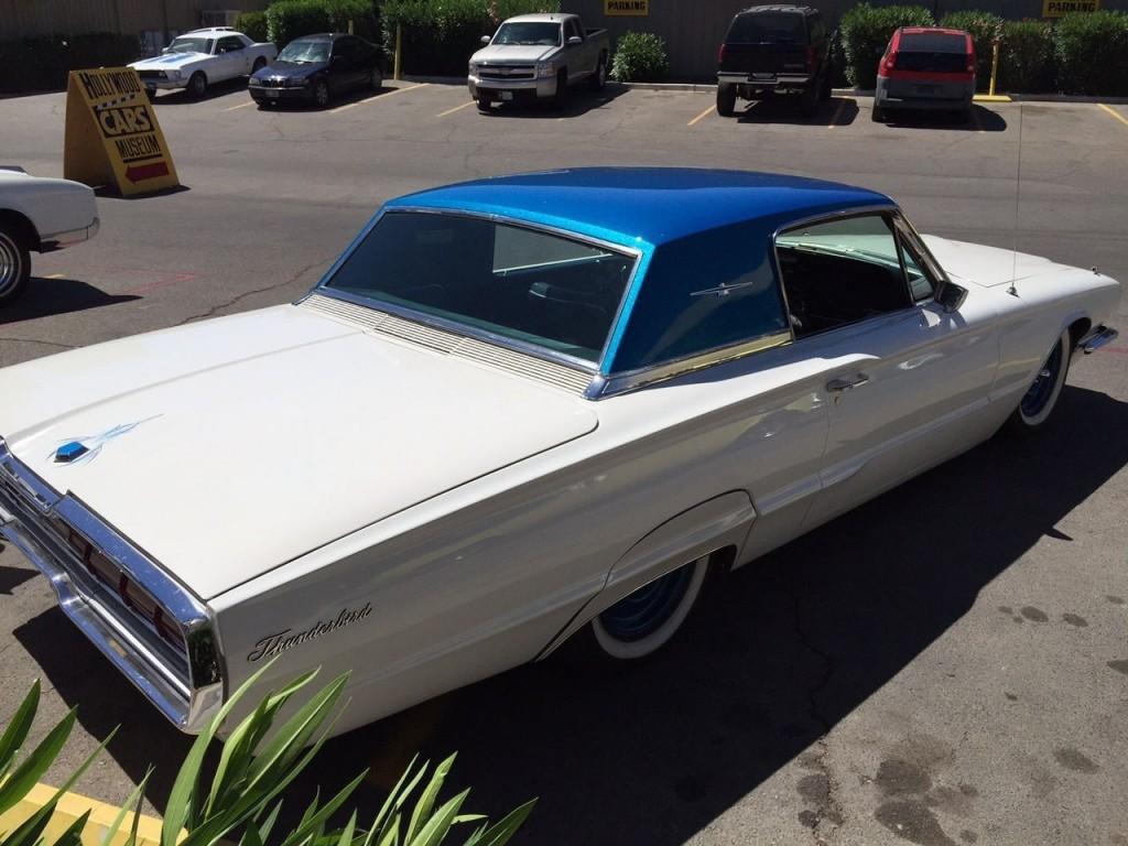 1966 Ford Thunderbird Viva Las Vegas Style
