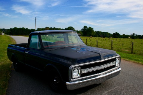 1970 Chevrolet C10 CST, Short Bed Fleet Side, Classic Truck for sale