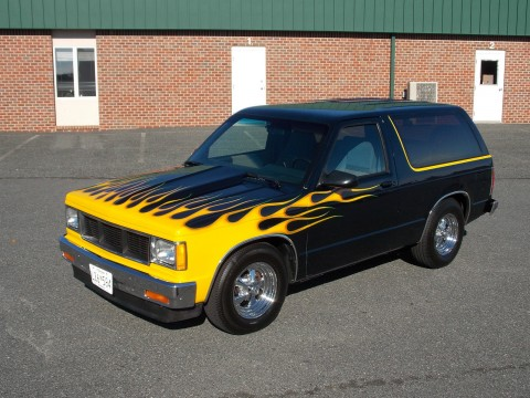 1987 GMC Jimmy Custom for sale