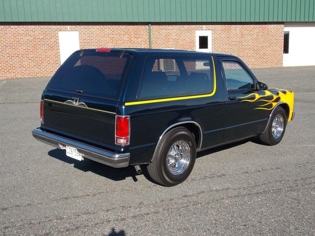 1987 GMC Jimmy Custom