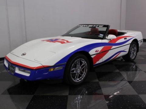 1989 Chevrolet Corvette Pace Car Inspired for sale